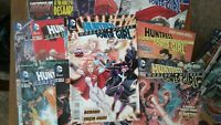DC COMICS - THE NEW 52 - HUNTRESS/POWER GIRL: WORLDS' FINEST - VARIOUS ISSUES