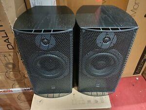 ATC SMC19 Bookshelf Speakers - Black - CTI - NIN-0729