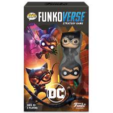 Funko Pop! Funkoverse Extension 2 Pack Character Set - DC