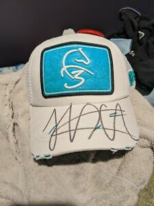 UFC Khabib Nurmagomedov Signed Hat