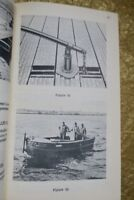 Ecole d'application du génie. Notice sur le pont flottant M4 1955