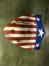 Battle Damaged Captain America Original Shield