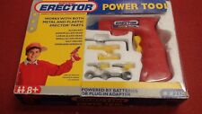 MECCANO ERECTOR POWER TOOL SET #2325 ALLEN KEY - ALLEN HEADS NUT DRIVER WRENCH