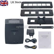 EC717 5MP Negative Film Slide Scan USB Digital Color Monochrome Photo Copier UK