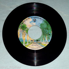 "PHILIPPINES:FLEETWOOD MAC - Dreams,Songbird,7"" 45 RPM,OBSCURE,MEGA RARE!"