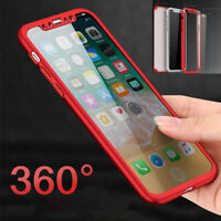 Shockproof Full Body 360°Protective Hard Slim Case Cover For iPhone 11 XS MAX XR