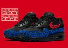 BNIB New Women Nike Air Max 1 Black Leopard size 5 6 uk