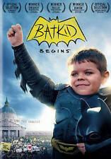 Batkid Begins: The Wish Heard Around the World (DVD, 2015)
