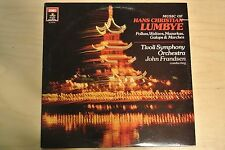 Music Of Hans Christian Lumbye Tivoli Symphony Frandsen Angel/EMI NM