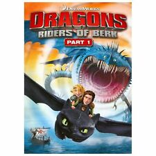 Dragons: Riders of Berk - Part 1 DVD 2-Disc Set (NEW AND SEALED)