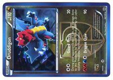 PROMO POKEMON HOLO MOSAIQUE DRUDDIGON 110 HP N° 94/135