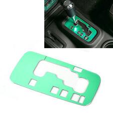 Gear Shift Panel Decor Cover Trim for 11+ Jeep Wrangler JK Interior Accessories