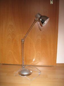 EGLO Lampe Arbeitsplatz Tisch Büro Leuchte+Glühbirne