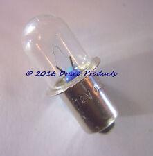 XPR12 Xenon PR Base Flashlight Bulb 12V @ 0.7A for Tool Lights Flashlights