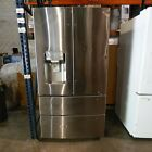 PICKUP ONLY LG LMXS28626S 27.8 CF French Door Refrigerator Stainless (dents) photo