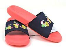 Vera Bradley Womens Slides Beach Slides Toucan Party Size Medium 7-8 NWT