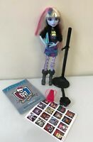 Monster High Doll Picture Day Abbey Bominable With 99% Complete - EUC