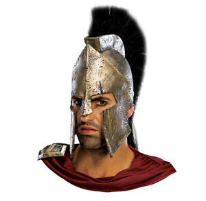 Deluxe King Leonidas Costume Greek 300 Movie Spartan Adult Costume Helmet