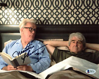 Martin Sheen Grace and Frankie Authentic Signed 8x10 Photo BAS #D06761
