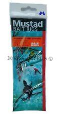 Mustad Wishbone Rig - Clipped down wishbone sea fishing rig