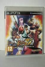 SUPER STREET FIGHTER IV GIOCO USATO SONY PS3 EDIZIONE ITALIANA PAL SC2 40296