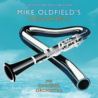 MIKE OLDFIELD'S TUBULAR BELLS: LIMITED EDIITON SKY BLUE VINYL