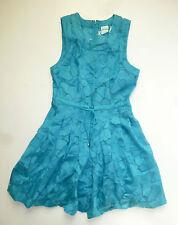 Anthropologie EUC Del Mar Petite Dress by Plenty by Tracy Reese - Blue - SZ 4