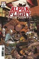 Marvel Comics Alpha Flight True North #1 2019 NM B-Variant