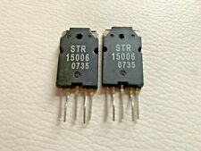 Str15006 Voltage Regulator New Original Sanken Lot Of 10