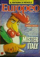 EUROPEO N.21 1989