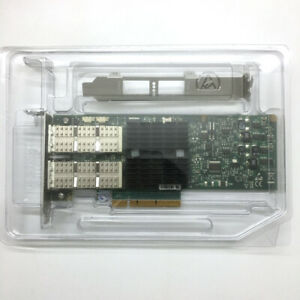 Mellanox MHRH2A-XSR Dual Port INFINBAND 10Gb Dual Port PCI-E Server Adapter