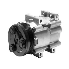 For Ford Escort Mercury Tracer L4 A/C Compressor and Clutch Denso 471-8107