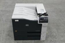 HP LaserJet Enterprise M750 Color Printer D3L09A <13K Page Count