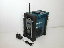 Genuine Makita BMR101 Job Site Radio with DAB full working order