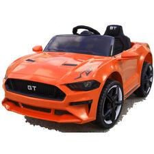 GT Raptor 2x Motoren Elektro Kinderauto Kinder Elektroauto Fernbedienung Orange