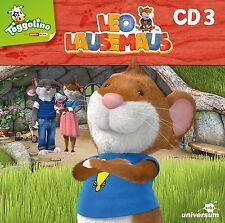 LEO LAUSEMAUS - LEO LAUSEMAUS-CD 3  CD NEU