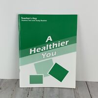 Abeka A Healthier You 7th Grade Teacher Key and Answer Key Second Edition