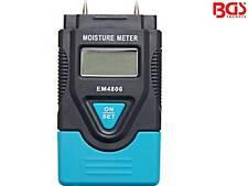BGS 2191 Feuchtigkeitsmesser Hygrometer Holz Baumaterial Meßgerät Feuchtigkeit