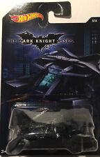 2015 Hot Wheels BATMAN The Dark Knight Rises The Bat 5/6 w