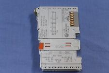 WAGO CANopen IO module 750-403 4 Digital inputs 24V DC