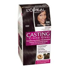 Loreal Casting Creme Gloss 300 Darkest Brown No Ammonia