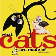 What Cats Are Made of by Hanoch Piven (2009, Picture Book) - NEW