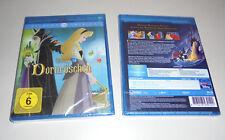 2 Blu Ray Disney Dornröschen Diamond Edition viele Extras Neu