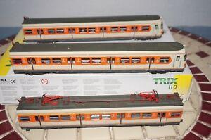 RF41] TRIX 22620 S-Bahn Triebzug BR420 DB Spur H0 mit DSS OVP 👍