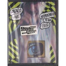 Jovanotti MC7 Live Autobiografia Di Una Festa Nuova Sigillata 0731454297240