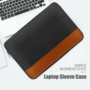Waterproof Bag Case Laptop Sleeve Notebook Cover For MacBook HP Dell Lenovo