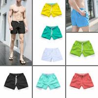 Beach surf board shorts Men's swimsuit new summer short pants swiming trunks