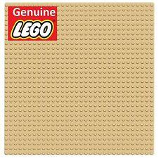 LEGO - TAN BUILDING PLATE 32x32 STUDS BASE BOARD/BASEPLATE/MAT/SAND/BEIGE/BEACH