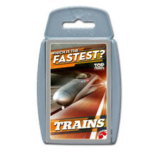 Top Trumps Trains NEW