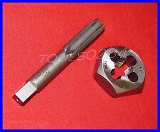 Irwin 1750 6950ZR M14 X 1.50 Metric 14MM CS Plug Tap Hex Die Combo 4FL USA Made
